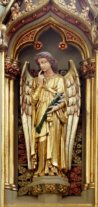 Angel at St Marie's Cathedral